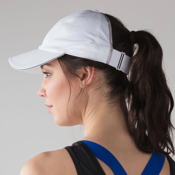 lululemon athletica Accessories - Lululemon baller hat run d85bf98a92d